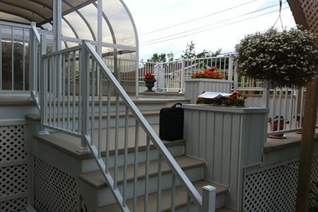 Balcons en Fibre de Verre