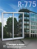 Novatech - Porte Patio en Aluminium
