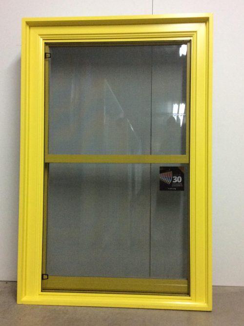 Fenêtre à guillotine (liquidation)