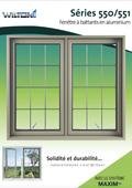 Brochure de fenêtres Wilton à Montréal