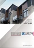 Brochure de Fenêtres Concept à Montréal